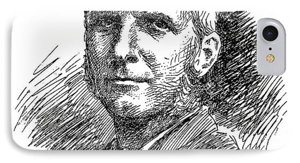 Samuel Chapman Armstrong (1839-1893) IPhone Case