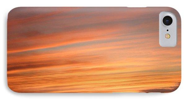 San Diego Sunset 3 IPhone Case