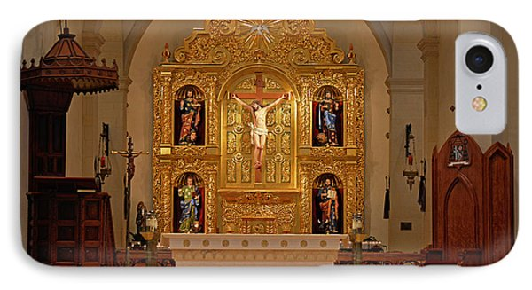 San Fernando Cathedral Retablo IPhone Case