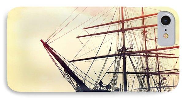 San Francisco Ship I IPhone Case