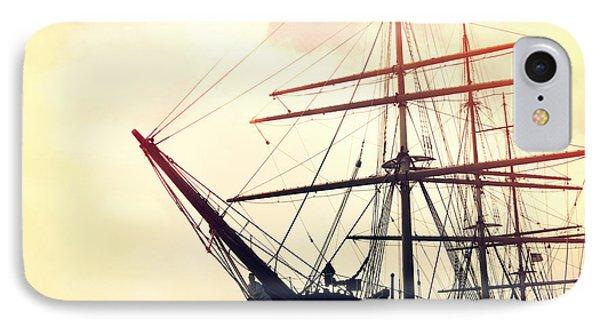 San Francisco Ship II IPhone Case
