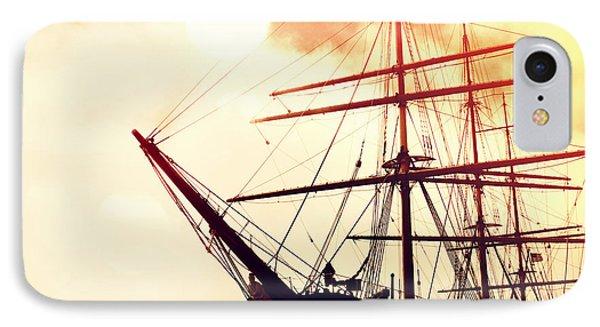 San Francisco Ship IIi IPhone Case