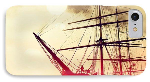 San Francisco Ship IIII IPhone Case