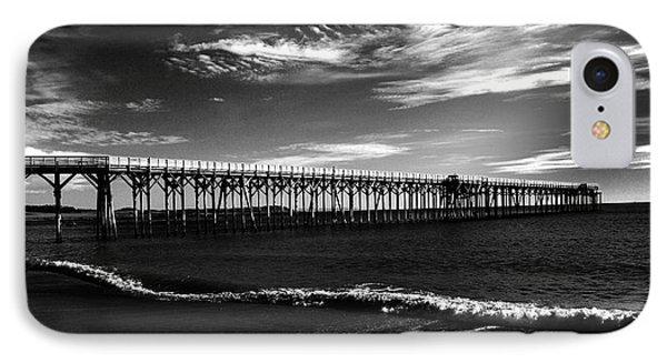 San Simeon Pier-03 IPhone Case