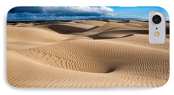Sand Dune Vortex IPhone Case