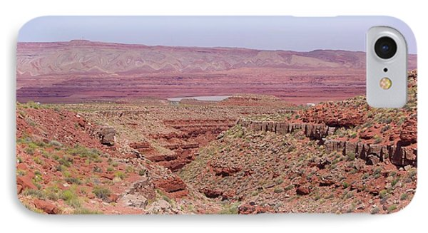 Sandstone Wadi Near Mexican Hat IPhone Case