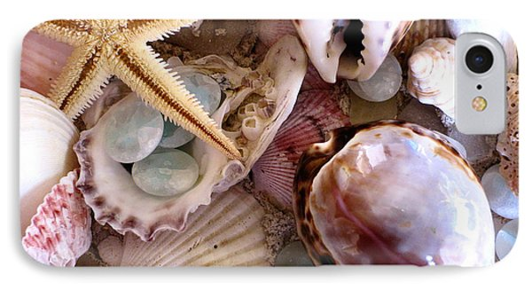 Sanibel Shells IPhone Case