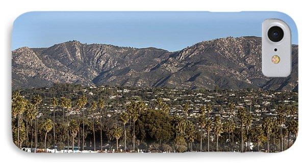 Santa Barbara IPhone Case