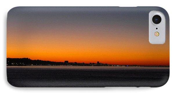 Santa Monica A IPhone Case