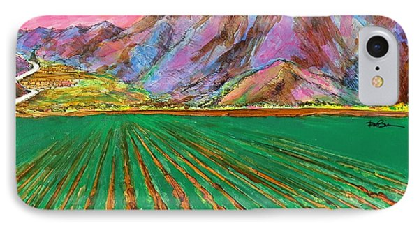 Santa Monica Mountains California IPhone Case