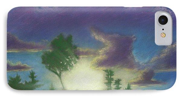 Santee Sunset 02 IPhone Case