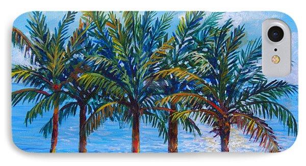 Sarasota Palms IPhone Case