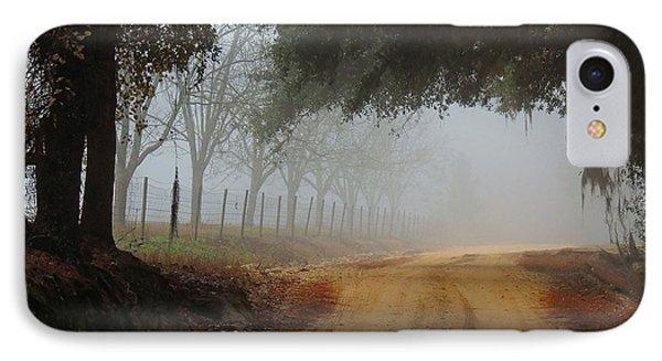 Satilla River Road IPhone Case
