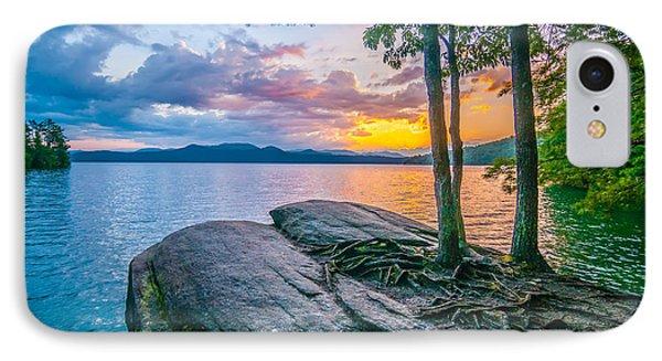 Scenery Around Lake Jocasse Gorge IPhone Case