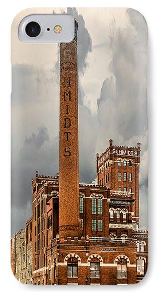 Schmidt Brewery IPhone Case