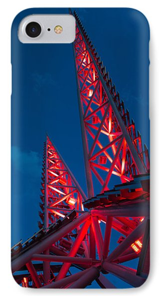 Scissor Tail In Okc IPhone Case