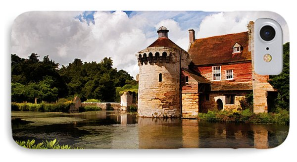 Scotney Castle IPhone Case
