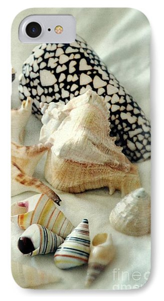 Sea Shells- Colorful Collection IPhone Case