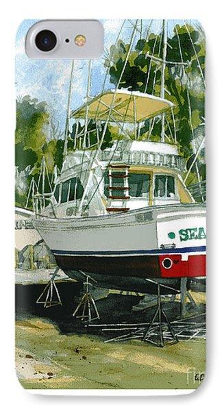 Sea Sprite IPhone Case