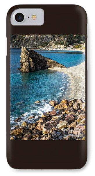 Sea Stack Of Monterosso IPhone Case