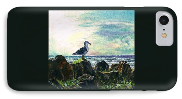 Seagull Lookout IPhone Case
