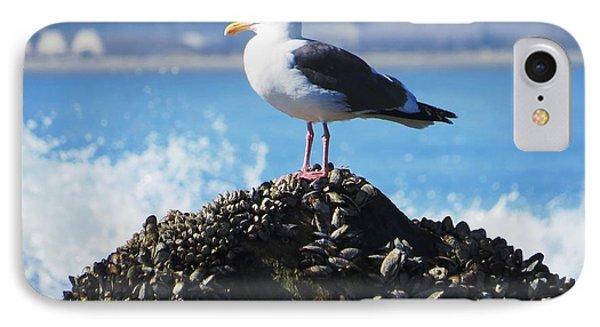 Seagull IPhone Case