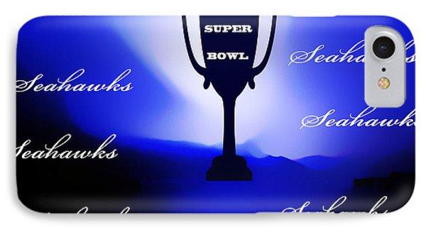 Seahawks Super Bowl Champions IPhone Case