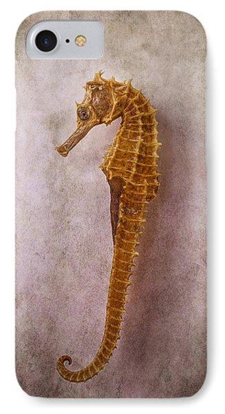 Seahorse Still Life IPhone Case