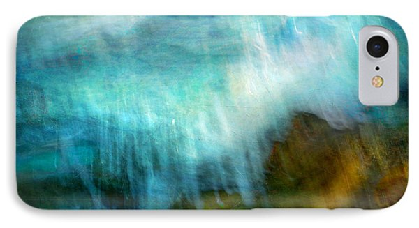 Seascape #20 - Touching Your Hand IPhone Case