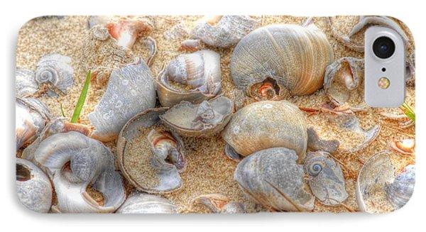 Seashell 01 IPhone Case