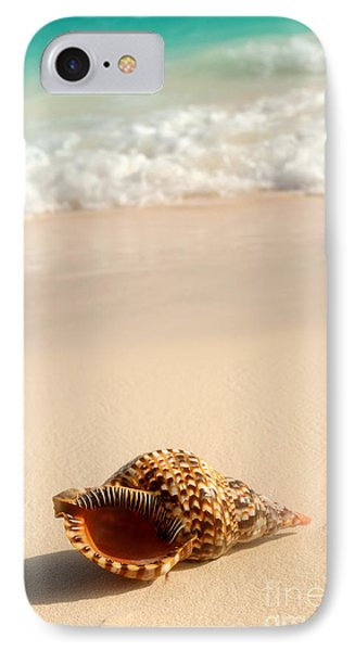 Seashell And Ocean Wave IPhone 8 Case