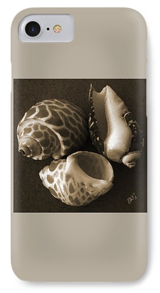Seashells Spectacular No 1 IPhone Case
