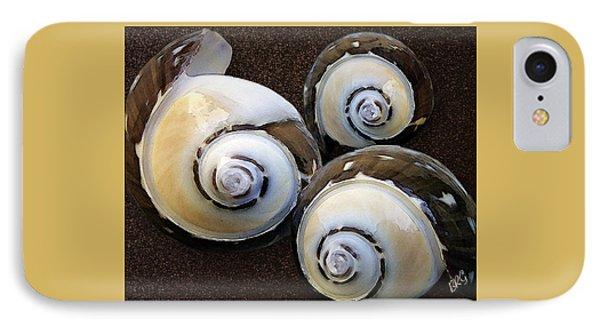 Seashells Spectacular No 23 IPhone Case