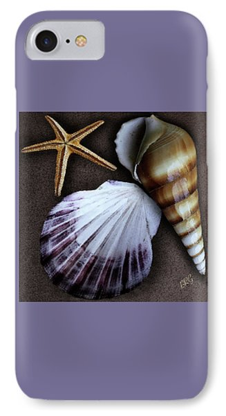 Seashells Spectacular No 37 IPhone Case