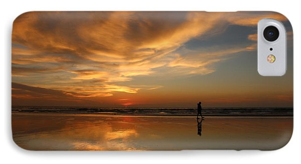 Seaside Reflections IPhone Case