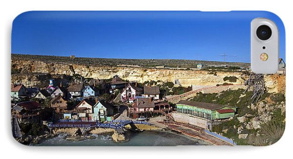 Seaside Village, Malta IPhone Case