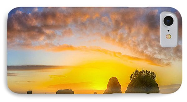 Second Beach Sunset IPhone Case