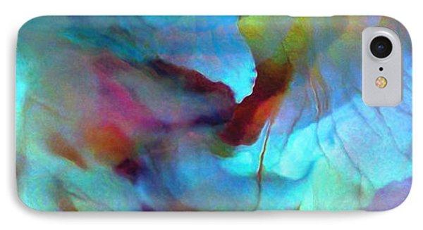 Secret Garden - Abstract Art IPhone Case