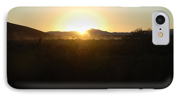 Sedona Sunset IPhone Case