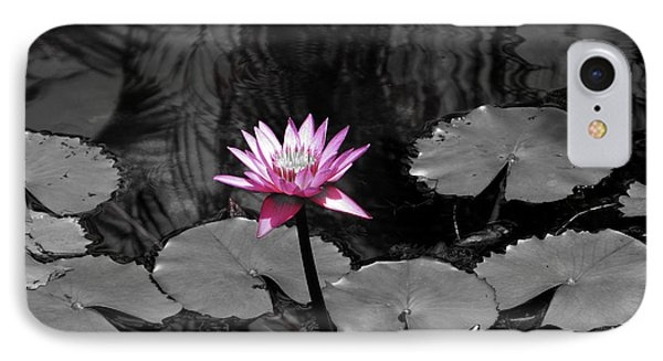Selective Lily IPhone Case