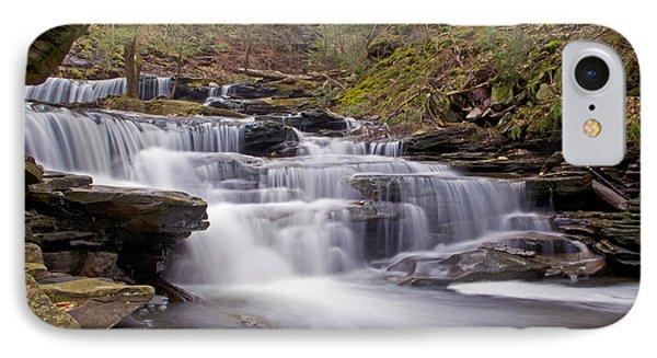 Seneca Falls In Spring IPhone Case