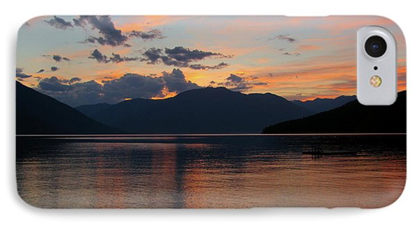 September Sunset IPhone Case