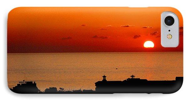 Set Into The Sea IPhone Case