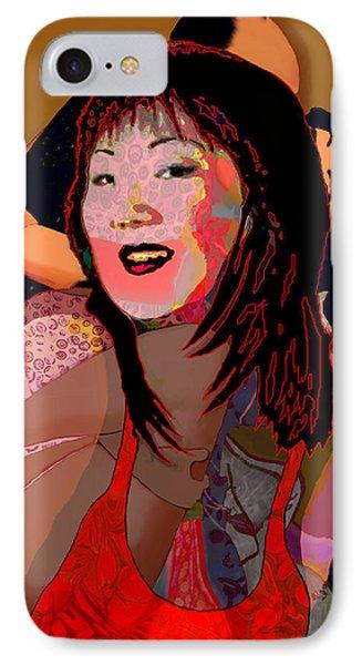 Sexy Margaret 1 IPhone Case
