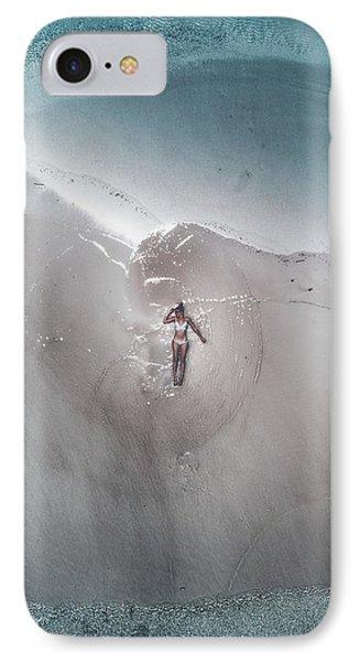 Africa iPhone 8 Case - Seychelles - Mermaid by Jean Claude Castor