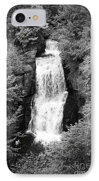 Shadowed Falls IPhone Case