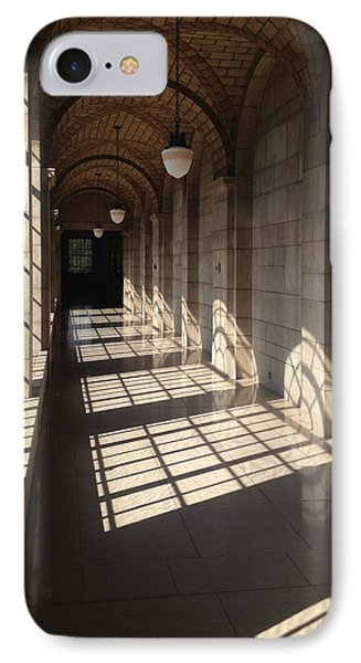 Shadows And Stone IPhone Case