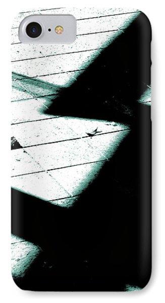Shadows On The Floor  IPhone Case