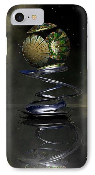 Shapero's Flower IPhone Case