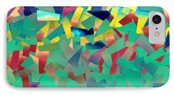 Shattered Color IPhone Case